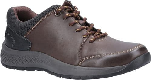 Cotswold Rollright Lace Mens Shoes Brown